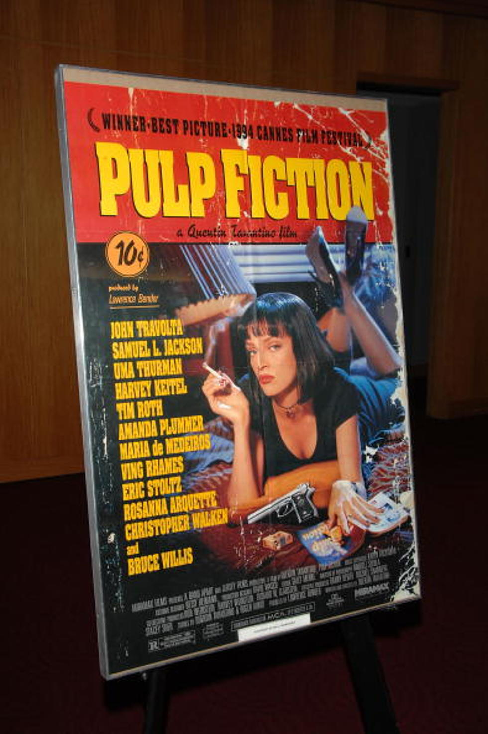I Answer Your Music Questions: PULP FICTION