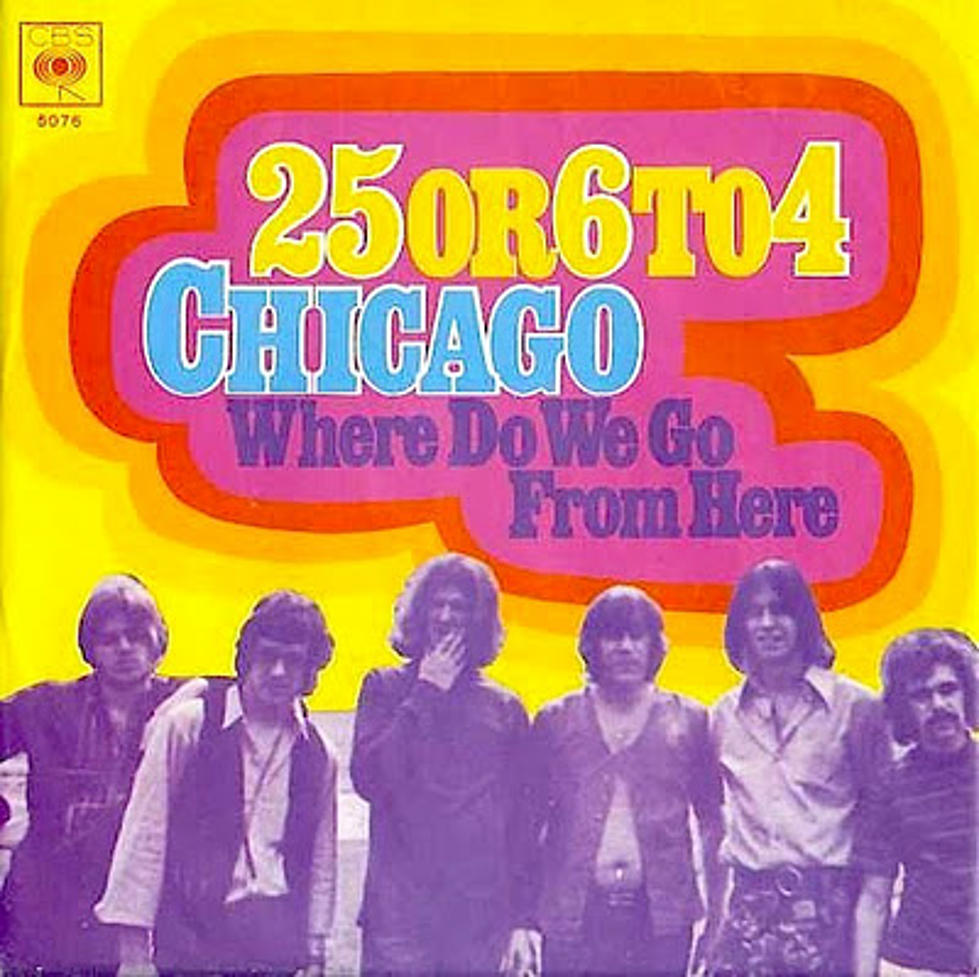 """What's the Meaning of the Chicago Song Title """"25 Or 6 To 4″?"""