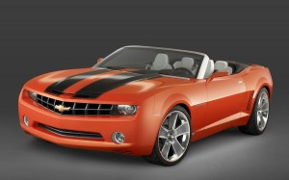 Lansing Grand River Embly Plant Ready To Build 2016 Camaro Convertible