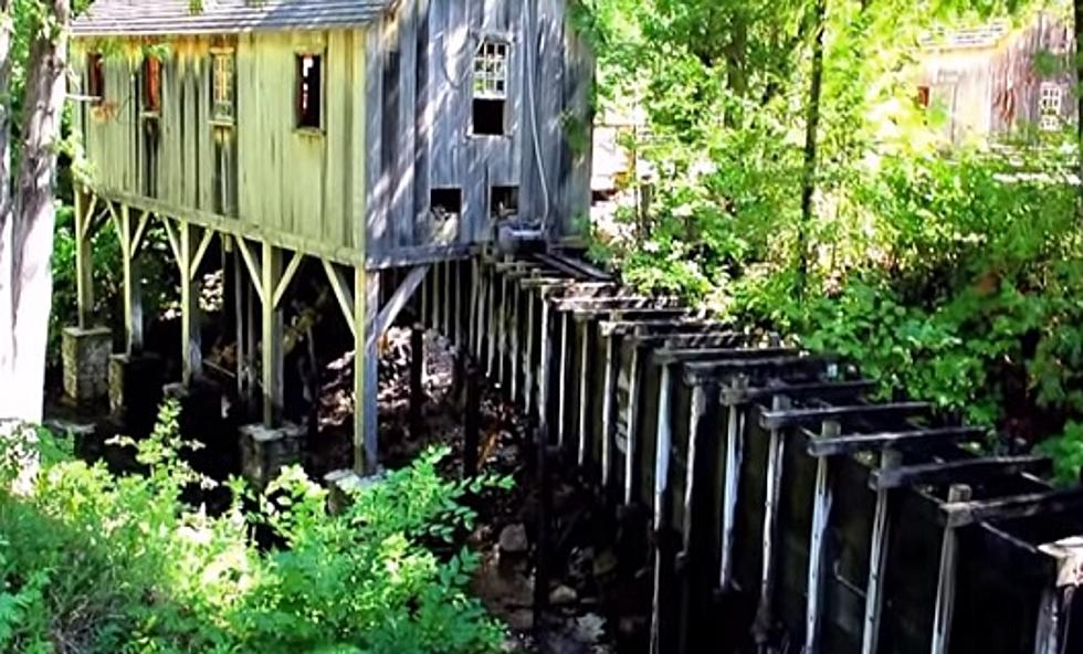The First Sawmill in Michigan Still Stands Near Mackinaw City