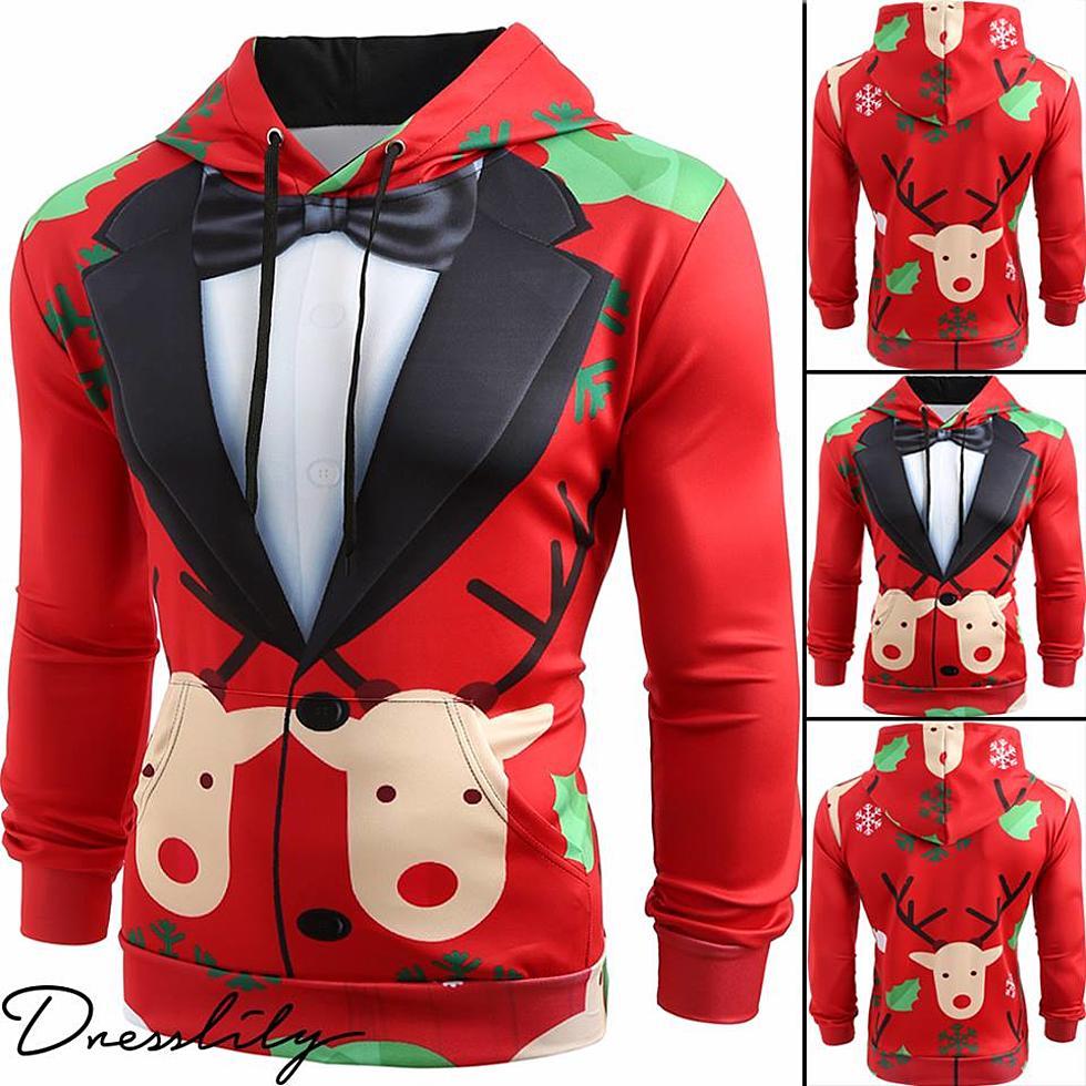 Superhero Ugly Christmas Sweaters.The Ugly Christmas Sweater Evolved The Ugly Christmas Hoodie
