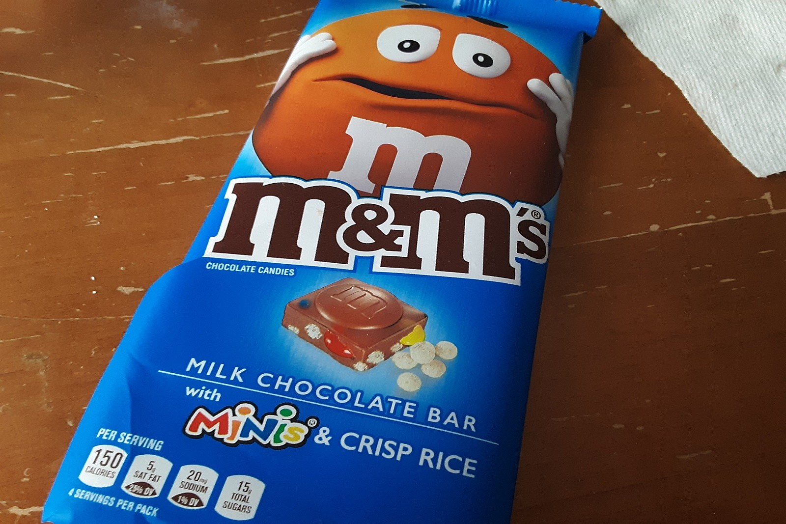Pants Product Review M M Candy Bar