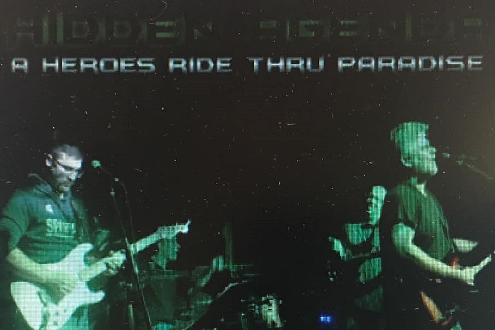 Support Local Music New Album From Hidden Agenda