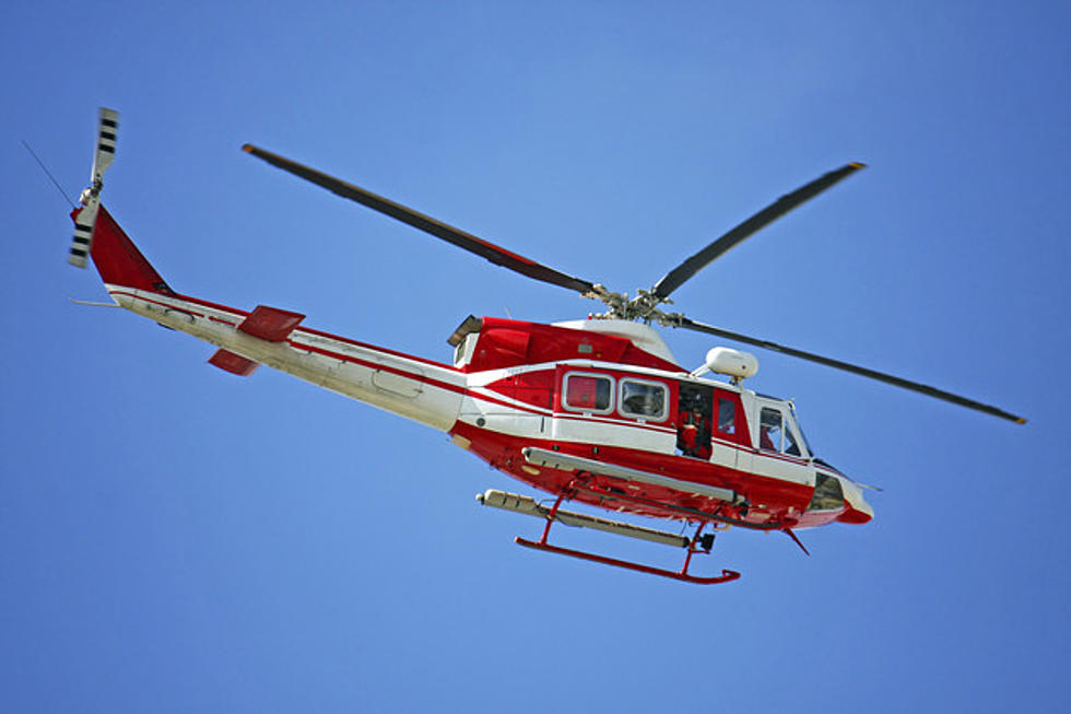 Michigan Residents Will See Low-Flying Helicopters