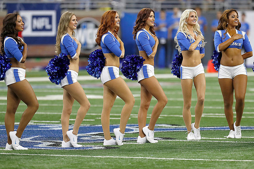 Detroit Lions To Host Cheerleader Auditions In March