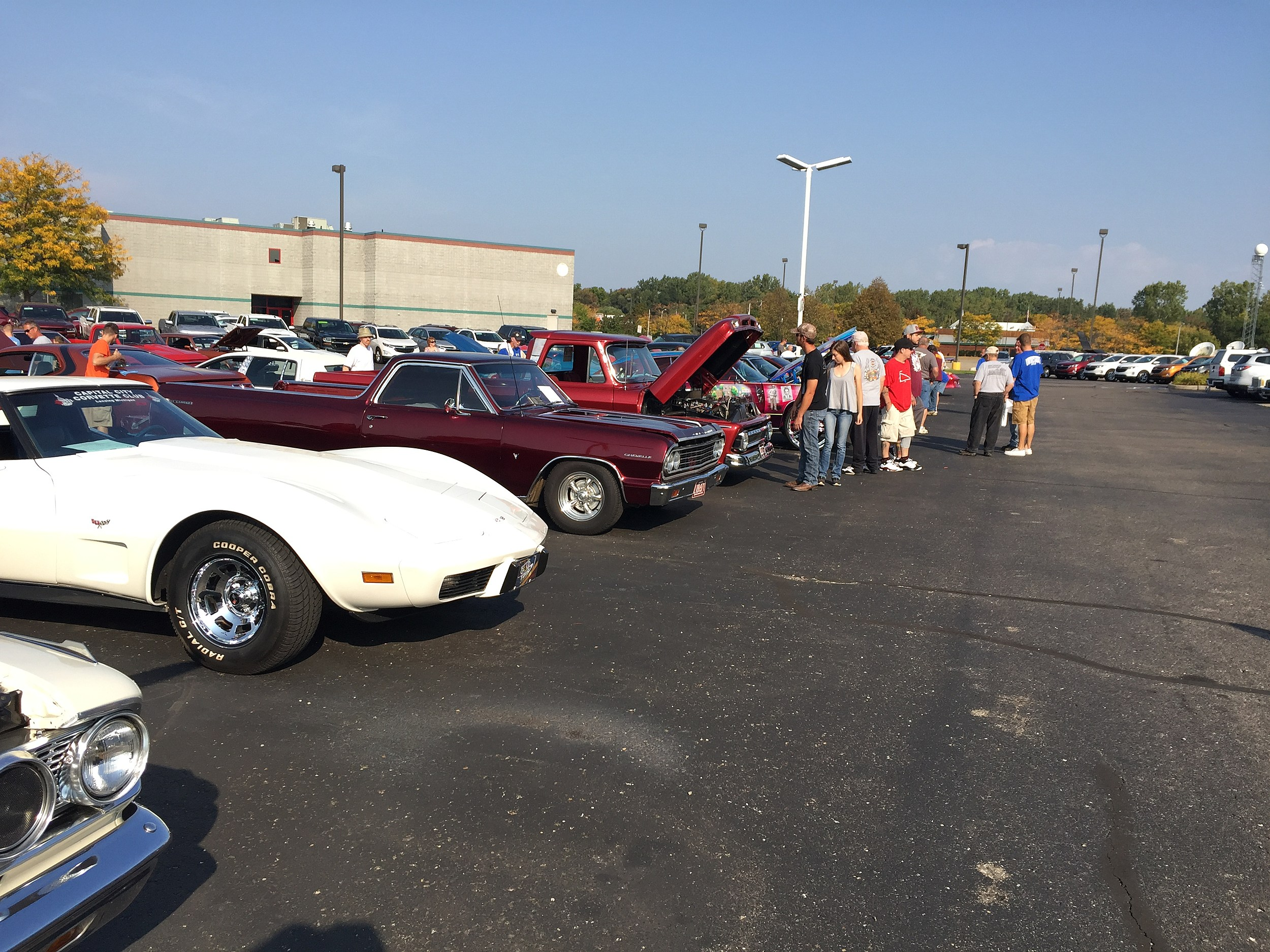 A Great Car Show In Lansing For A Great Cause On Sunday