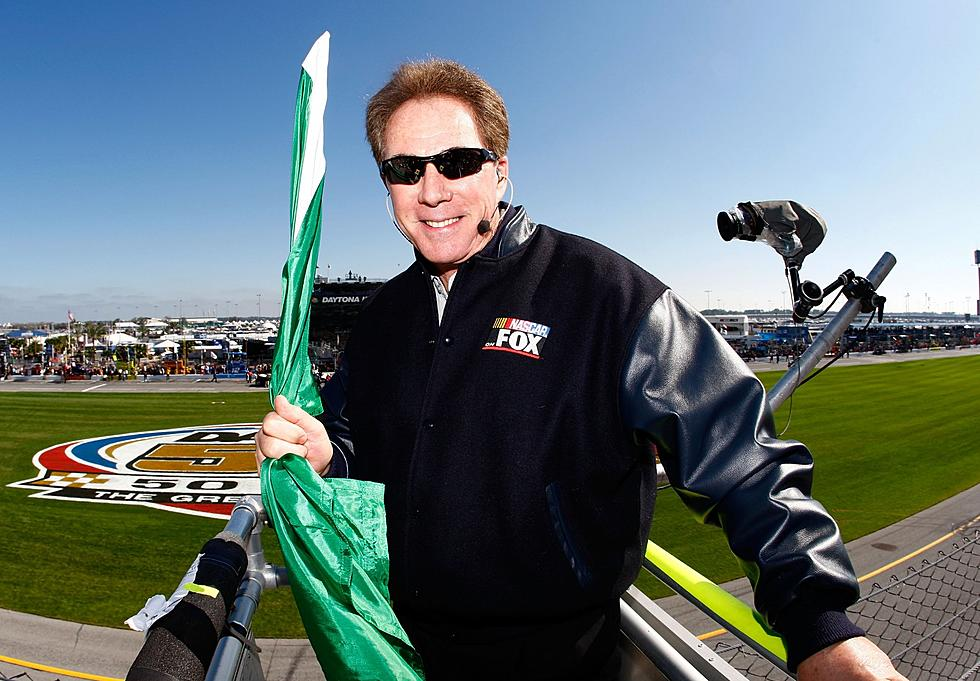 Darrell Waltrip Might Be Eating Ice Cream in Jackson Right Now