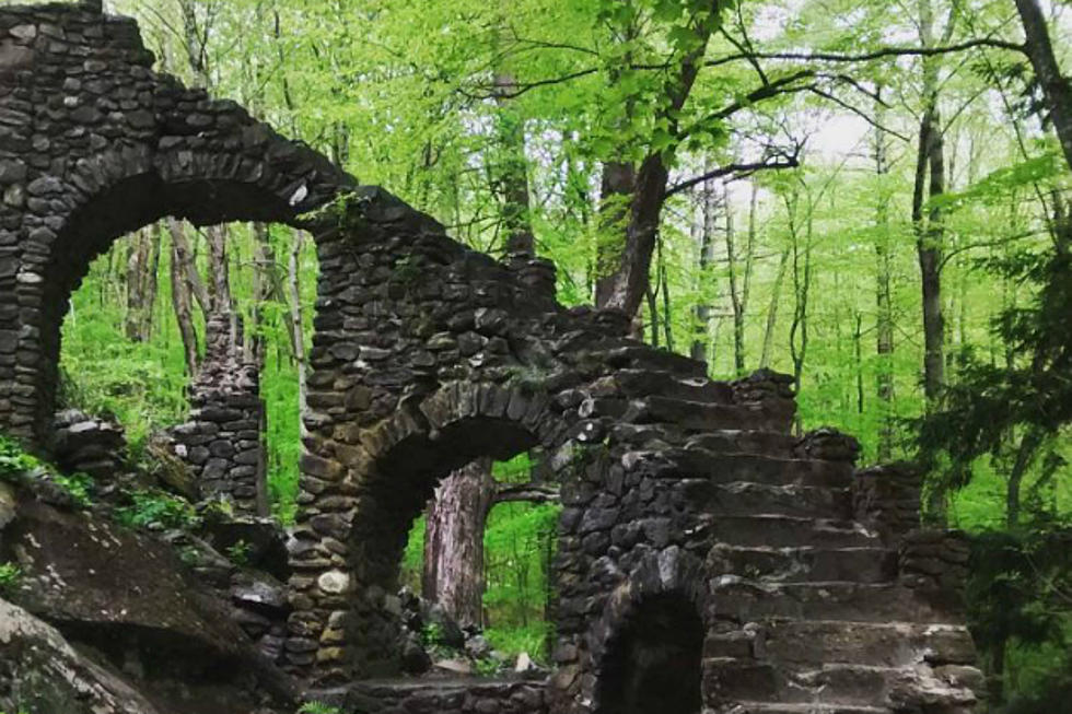 The Chilling Tale About This Staircase That Leads To Nowhere Deep In The Woods Of Nh