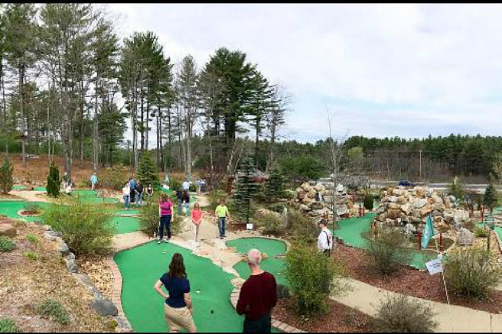 These Are The 8 Best Places To Play Mini Golf In Maine New Hampshire