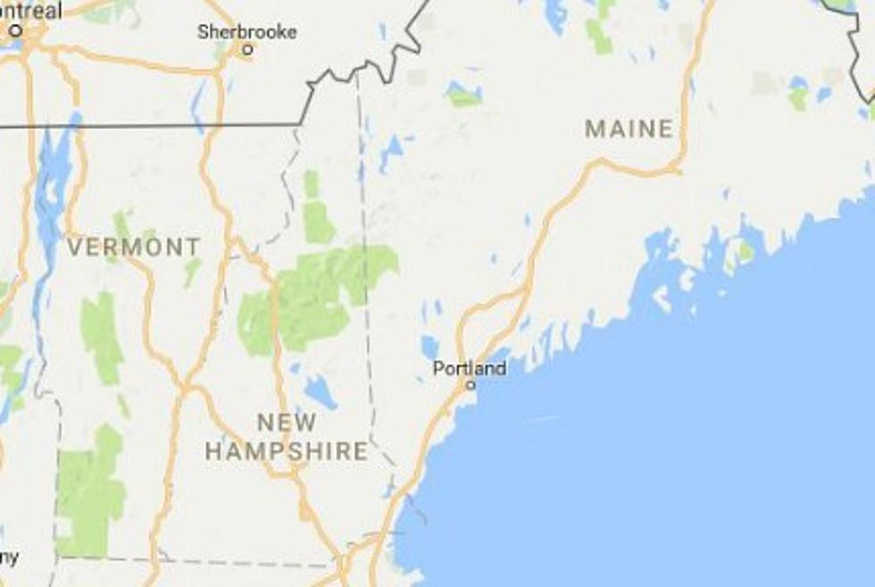 Have You Visited These 'Underrated Cities' In Maine & NH? Cities I Ve Visited Map on world map, grid map, state map,
