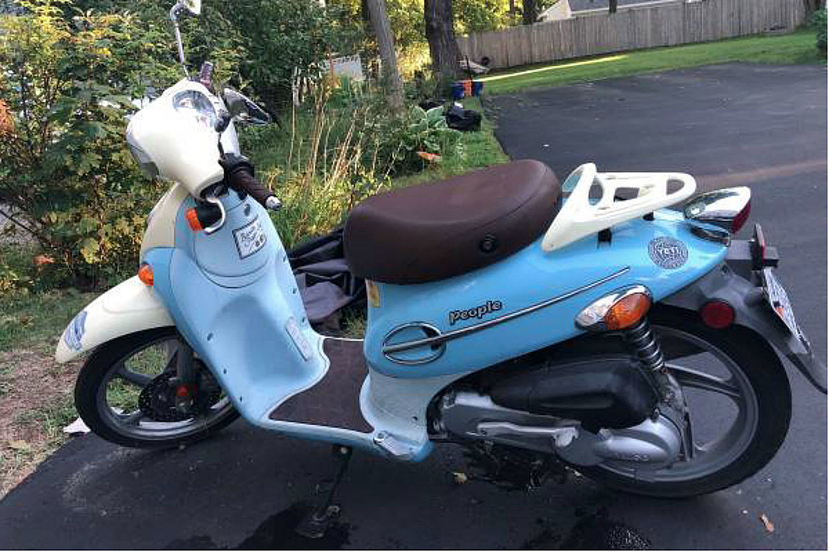 Scooter Ad On Maine's Craigslist Is One For The Ages