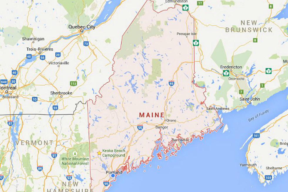 Orland Maine Map.What Town In Maine Is The Richest It S Not The One You Think