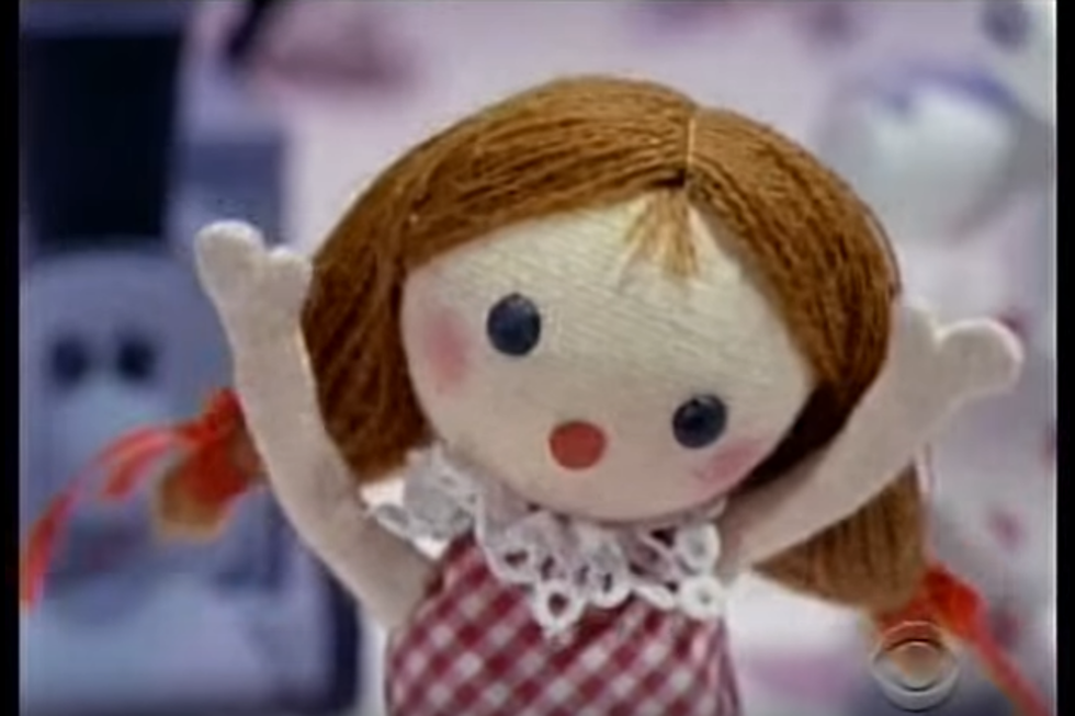 So Why is 'Dolly' on the Island of Misfit Toys Anyway?