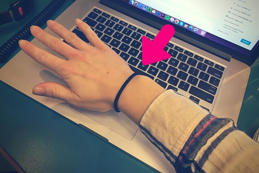 Do You Wear a Hair Tie on Your Wrist  This Might Make You Stop fd0afcecbce
