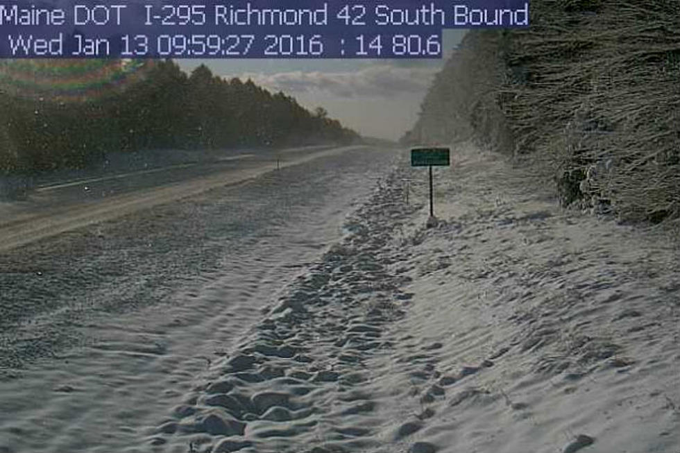 Check Live Road Conditions During the Next Storm with MEDOT Highway Cams