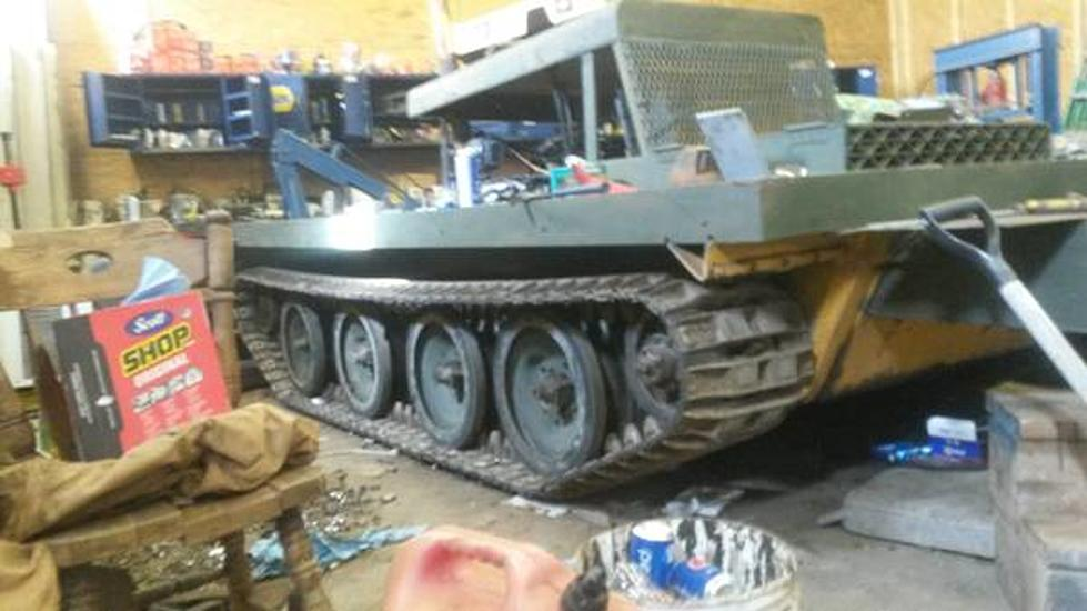 Military Tank' For Sale on Craigslist in Maine [PHOTOS]