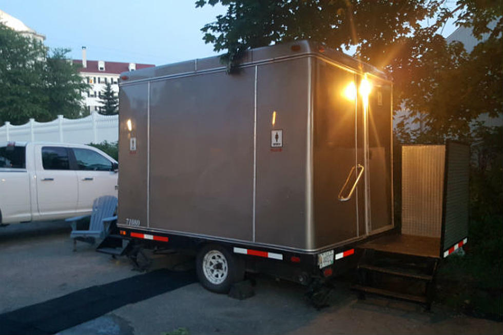 Maine's Blow Bros Just Upped Its Game With This Porta Potty