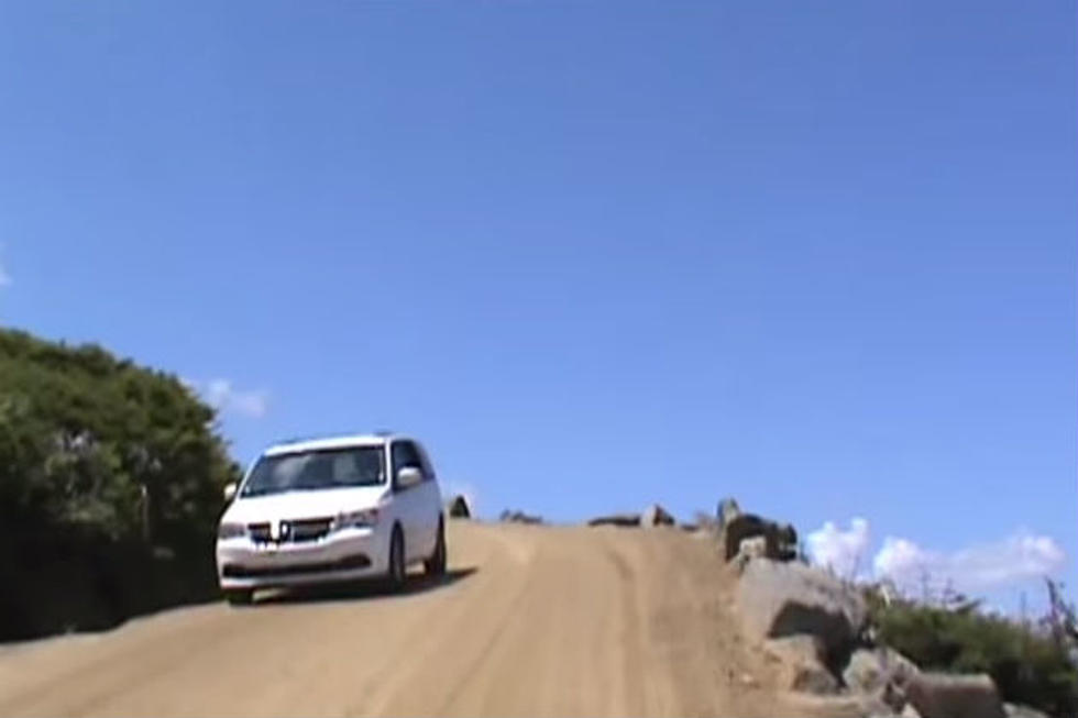 Mt Washington Auto Road >> Watch This Is What It Looks Like To Drive To The Top Of Mount