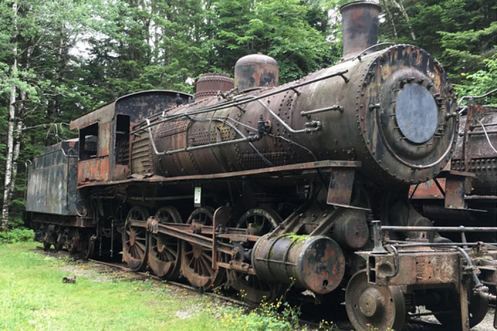 How to Find the Abandoned 100-Year Old Locomotives in the