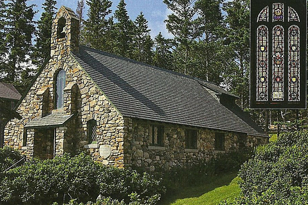 These Stone Buildings In Maine Will Transport You To A Storybook World