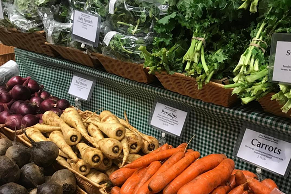 6 Reasons to Shop at Your Local Maine Farmers Market & Food