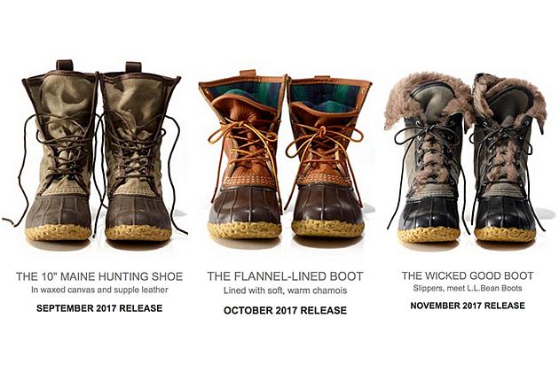 006ccf55abf L.L. Bean Announces 'Small Batch' L.L. Bean Boots with New Colors ...