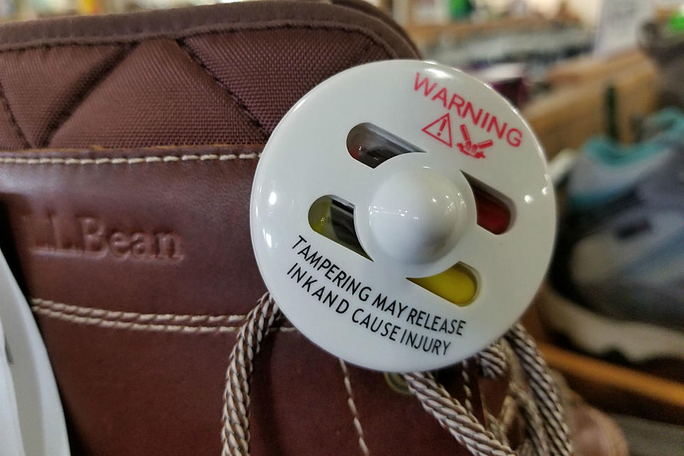 I Saw These Ink Security Tags And Wondered What Happens If They Go Off
