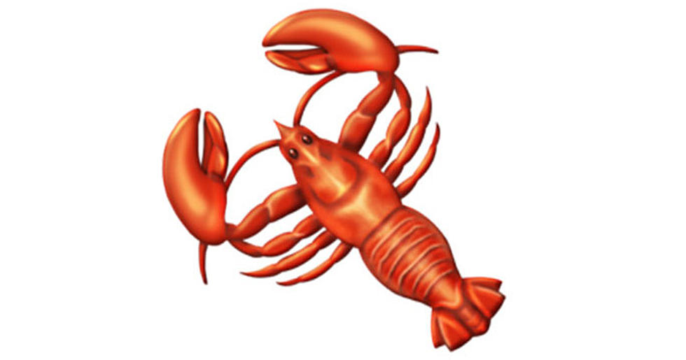 The Lobster Emoji is One Step Closer to Appearing on Your Phone