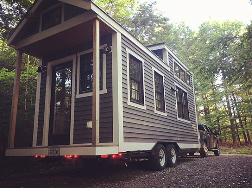 Tiny Houses' Are Coming to Maine – Would You Buy a Home This Small?