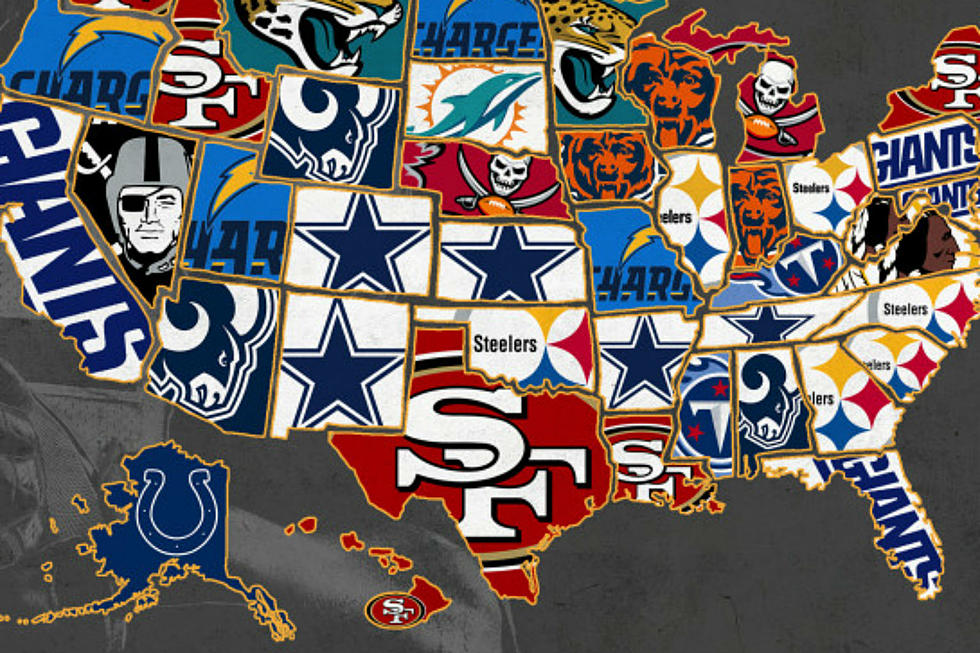 A Map Showing Maine's Favorite Out-Of-State NFL Team is Total BS Map Of All The Nfl Teams on map of all the countries, map of all major league baseball teams, map of all mls teams, map of all college teams, map of all the nba, map of all nhl teams, map of all the rivers, map of all the us presidents, map of all the oceans, map of all the states, map of all mlb teams, map of all sports teams, map of all football teams, map of all cfl teams,