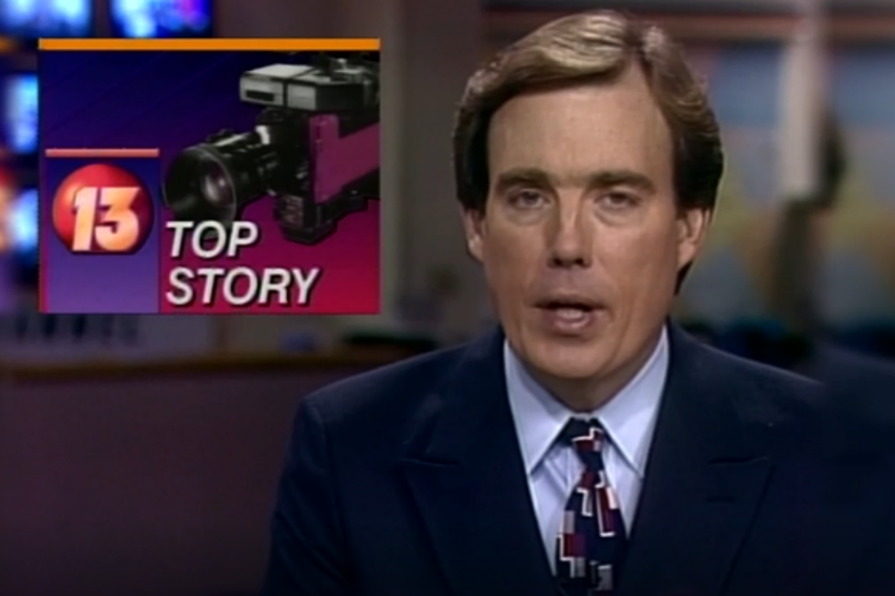 Longtime WGME Anchor Doug Rafferty Has Died