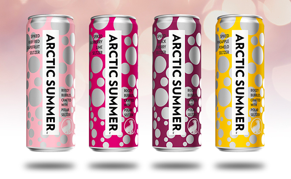 Harpoon Is Hopping On The Spiked Seltzer Train With Polar