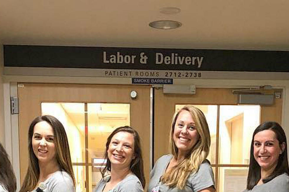 What Do 8 Nurses at Maine Med's Labor Unit Have in Common?