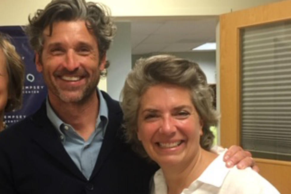 I Had A 15 Minute Heart To Heart With Patrick Dempsey