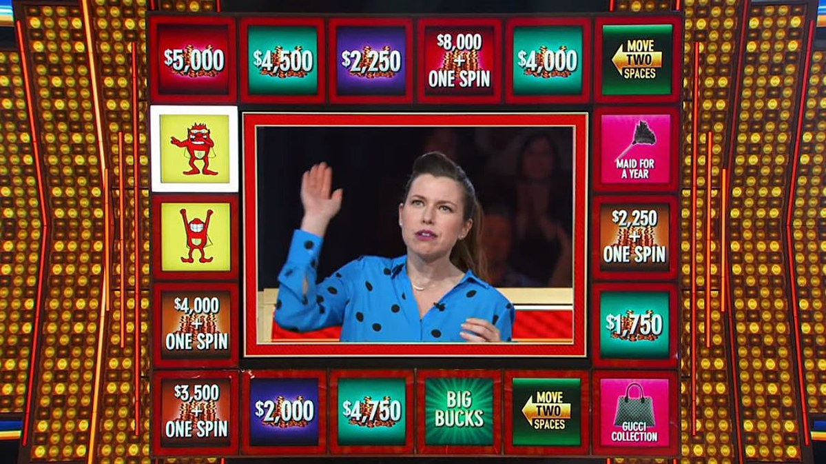 Image result for press your luck board 2019
