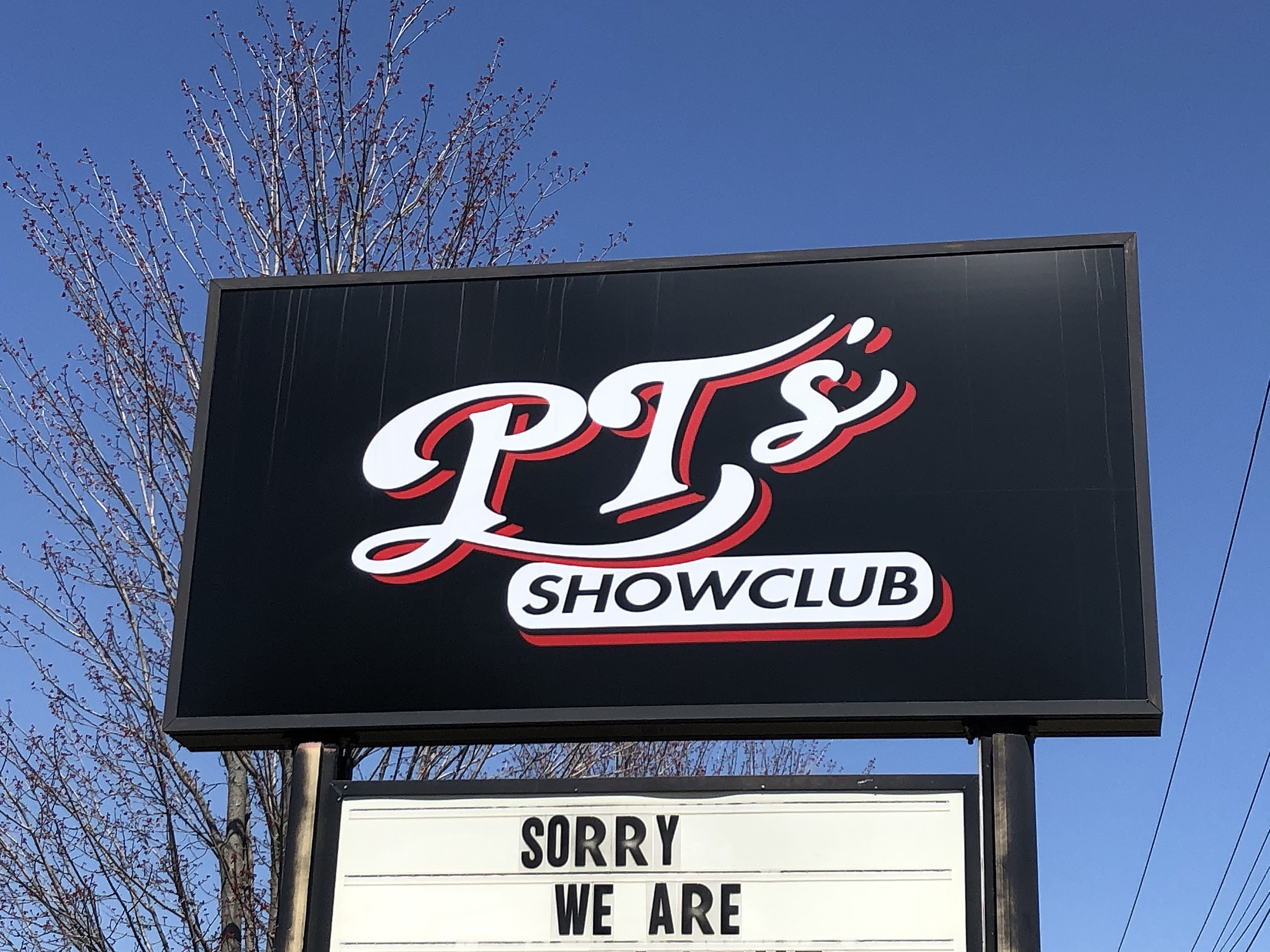 PT's Showclub Portland Recently Sold