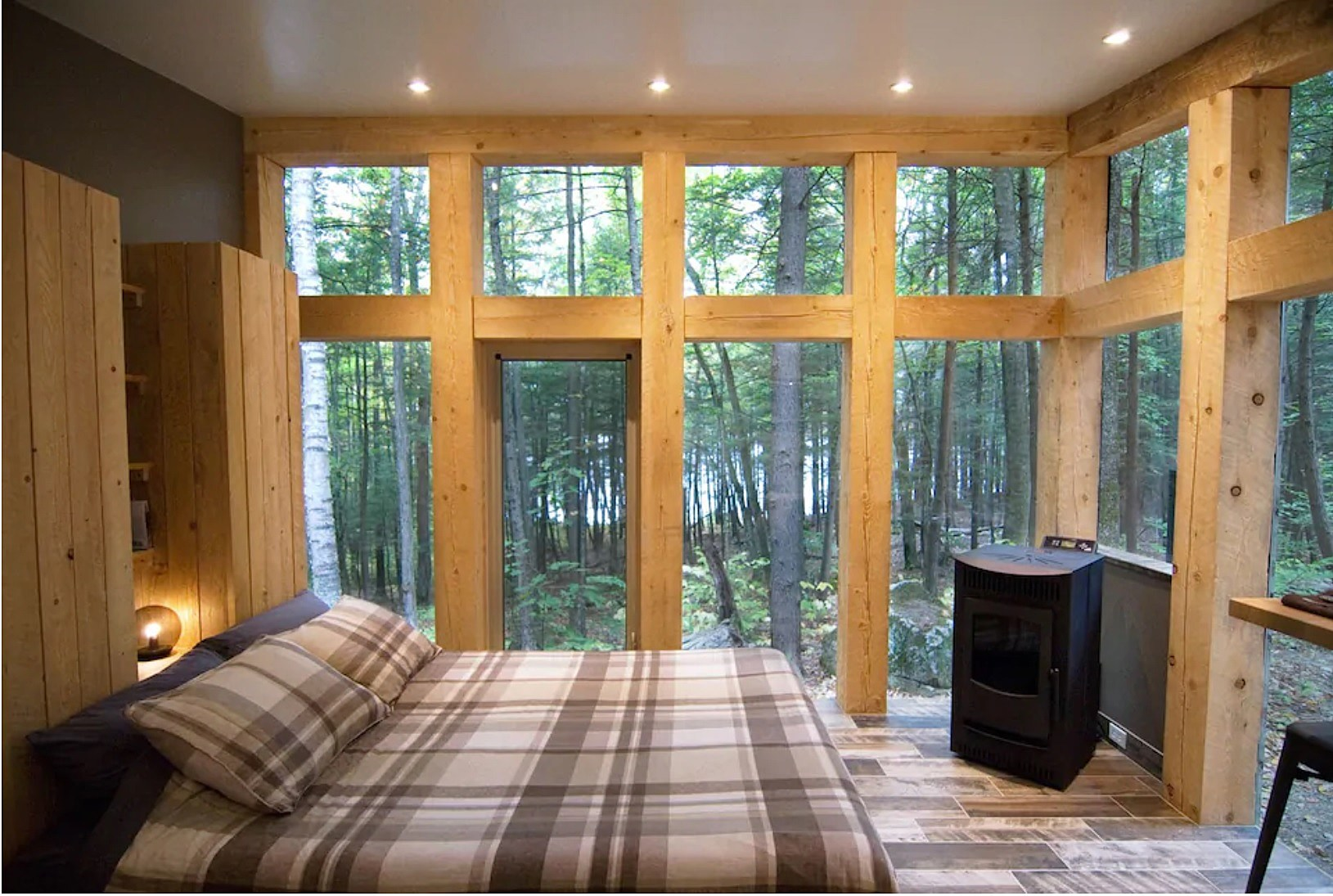 Stay In Maine Tiny House With Major Twilight Vibes
