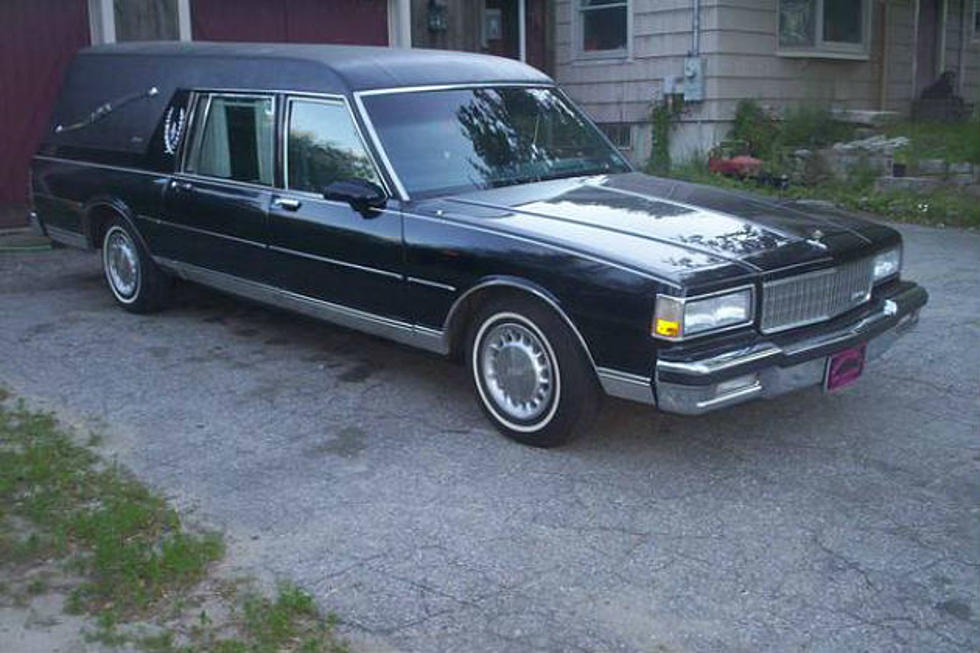Maine Craigslist Offers Up A 1990 Caprice Hearse Superior For Halloween Pics