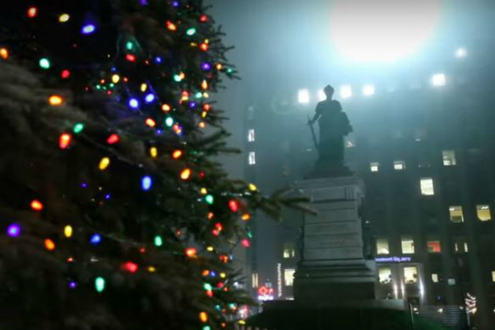 Portland Maine Christmas.This Video Will Make You Ache For Christmas In Portland Send It