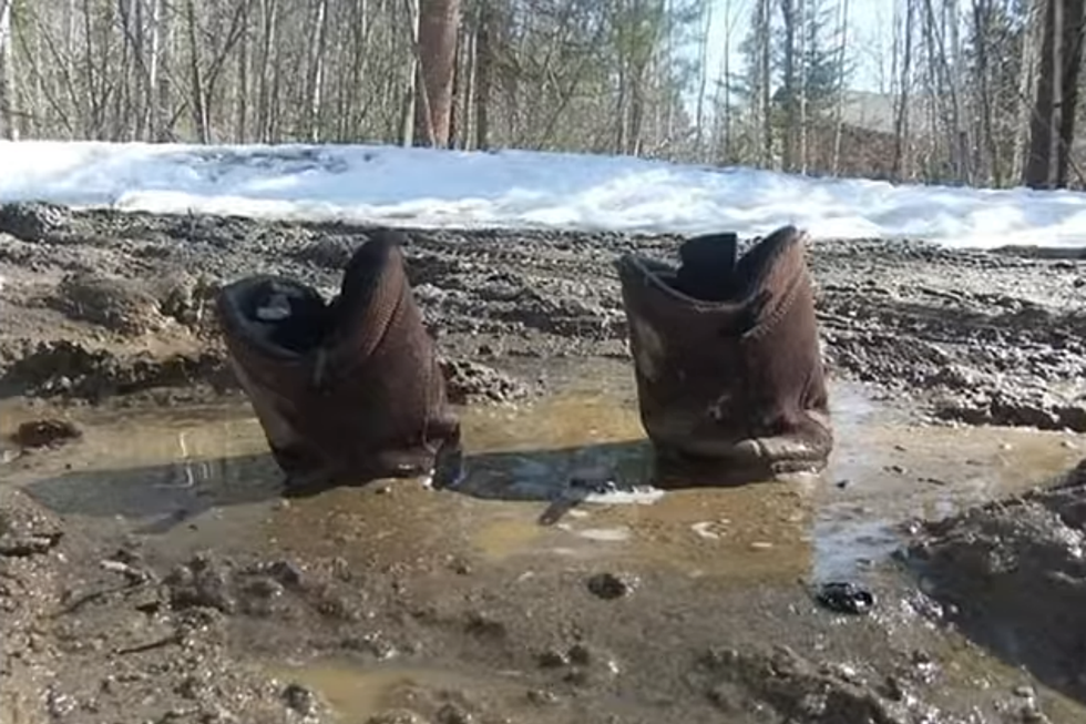 Wicked Funny Song About Mud Season in Maine
