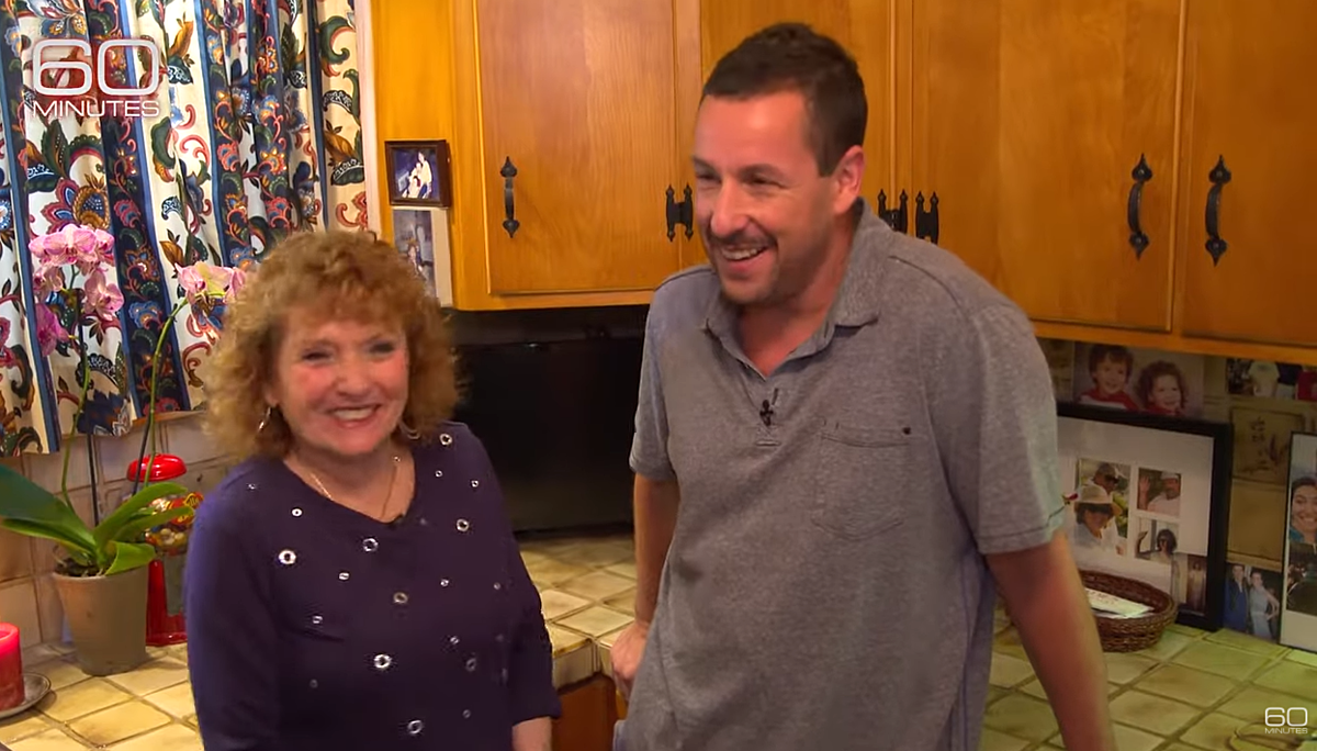 See Inside The NH Home Where Adam Sandler Grew Up