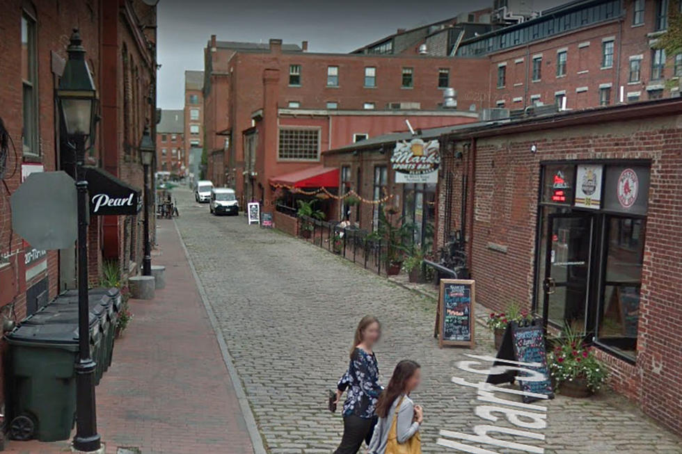 Portland To Restrict Traffic On A Popular Street In The Old Port