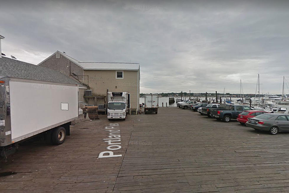 Massive New Seafood Restaurant Being Built On Portland Pier
