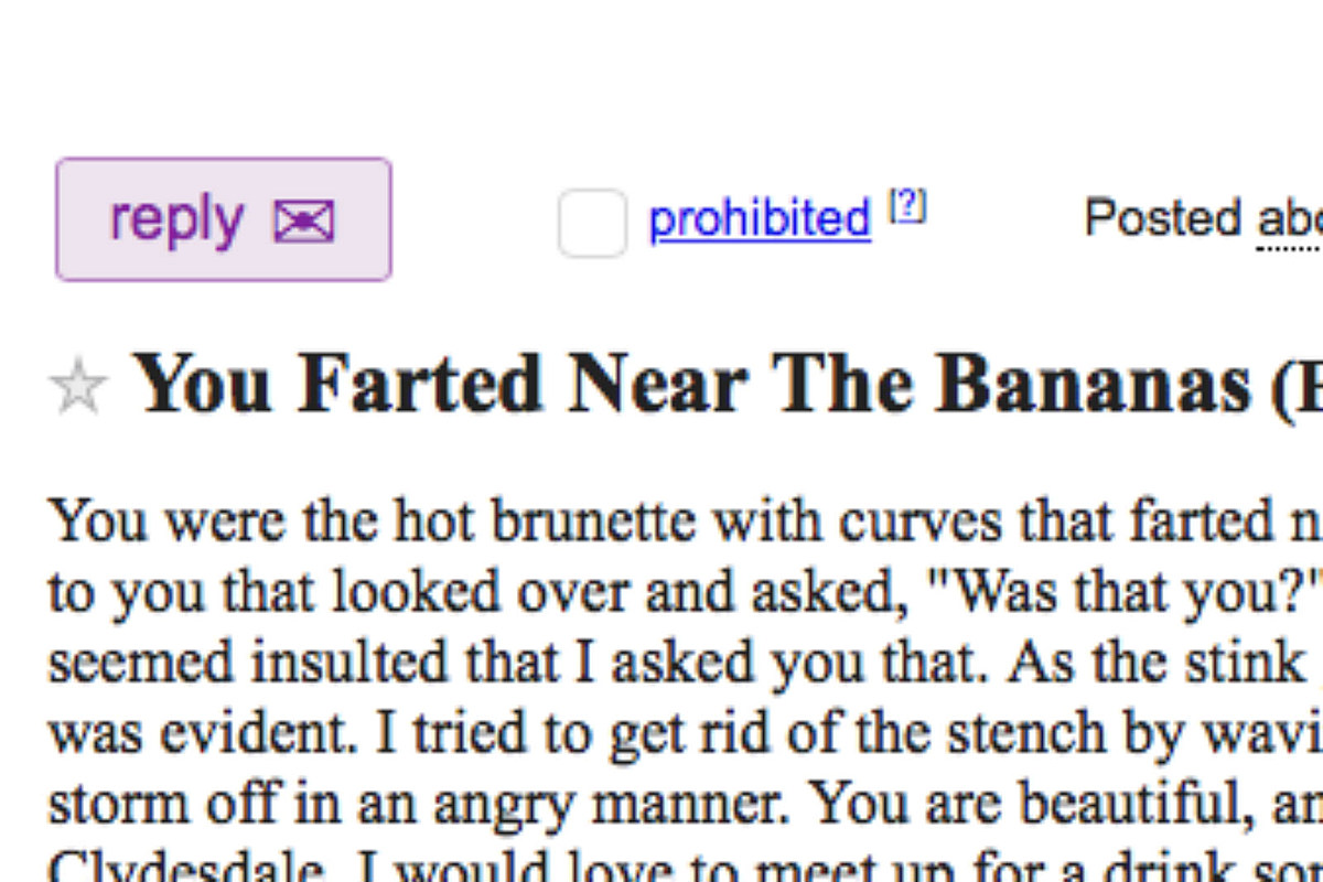This Hilarious Maine Craigslist Ad Is A Classic And ...