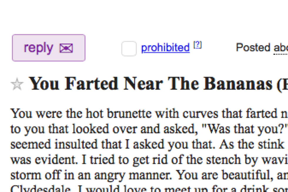 This Hilarious Maine Craigslist Ad Is A Classic And Totally Fake