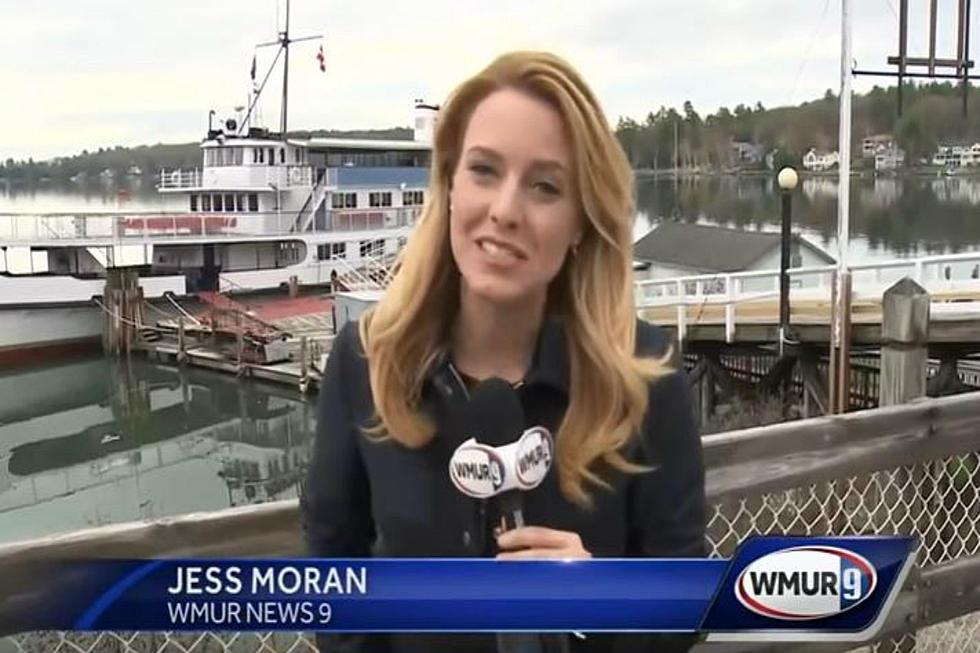 Jess Moran Works for WMUR?