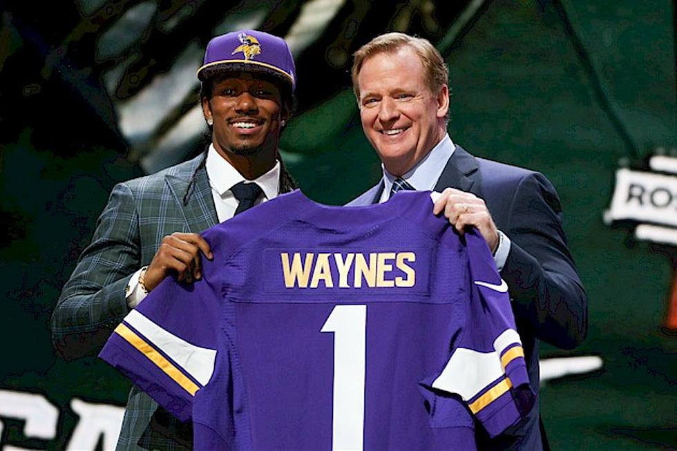 best cheap 74f08 847f5 Vikings Exercise 5th Year Contract Option on Trae Waynes