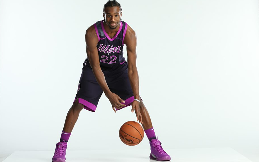 Wolves Unveil Prince-Inspired Uniforms 4a7e22537