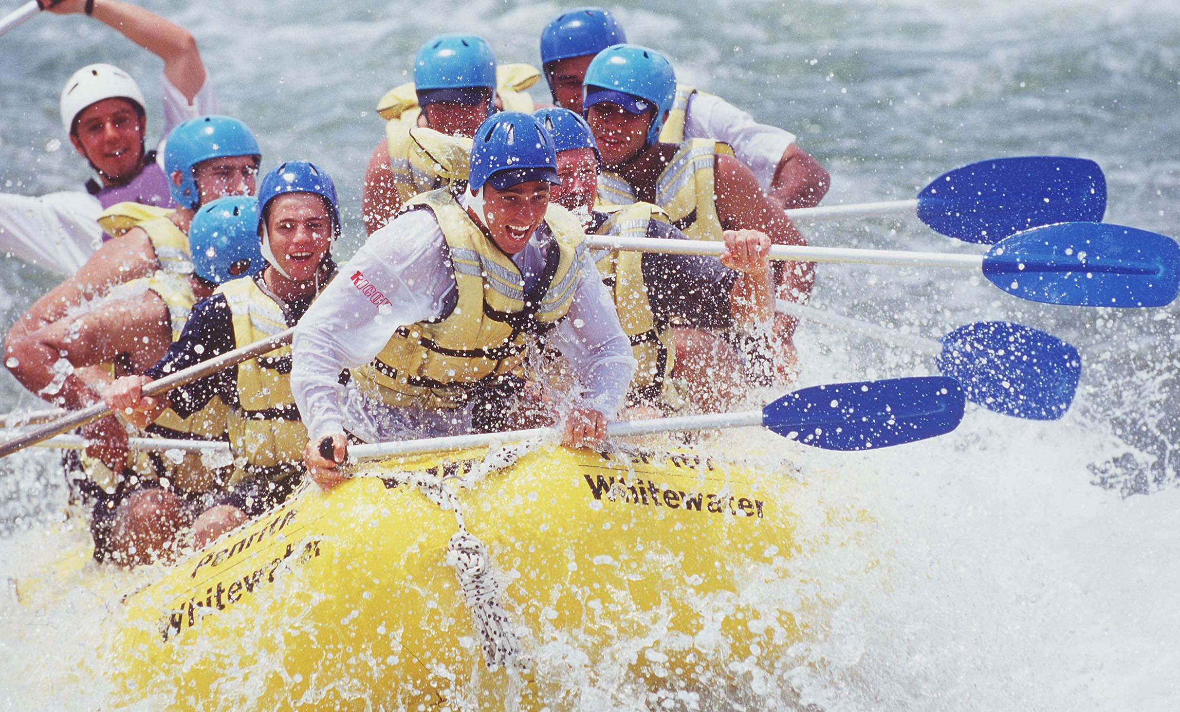 Where is the Best Place to Go White Water Rafting in NH?
