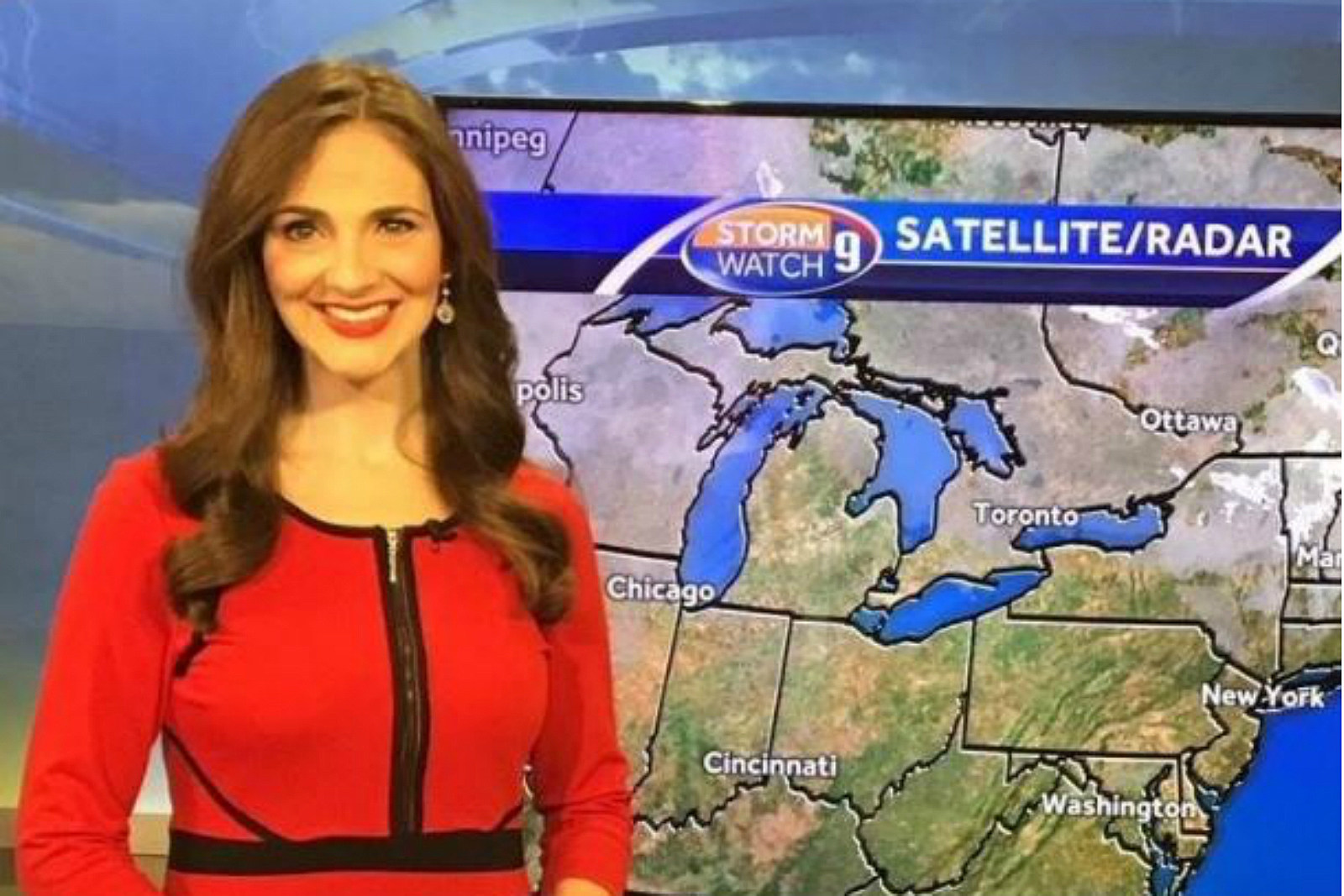 Wmur Viewers Defend Meteorologist Hayley Lapoint
